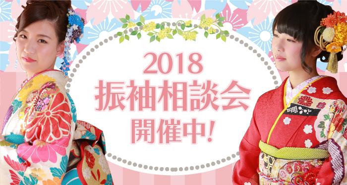 2017新作振袖展開催中!