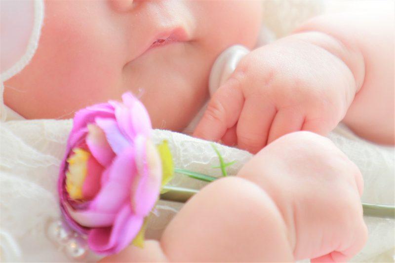 お宮参りの赤ちゃんの服装は?